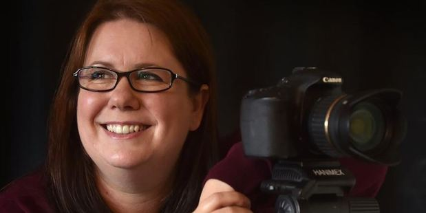 Dunedin writer and director Emma Schranz has gained funding for two short films in Otago, and is working on overseas productions. Photo / Peter McIntosh
