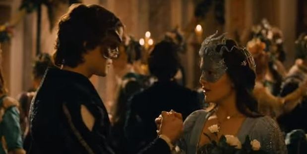 Romeo and Juliet film adaption of Shakespeare's play.