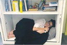 There are plenty of places to nap around the office, without resorting to pricey
