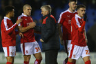 Swindon Town now play in League One. Photo / Getty