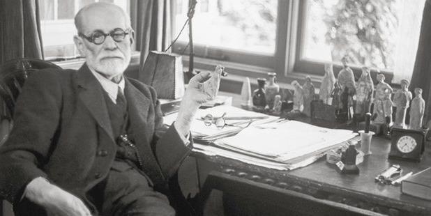 Shakespearean thinker: Sigmund Freud. Photo / Getty Images