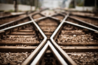 The man was killed on a section of the tracks between Factory Rd and Radcliffe Rd. Photo / iStock