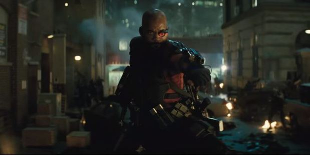 Will Smith as Deadshot in Suicide Squad. Photo / Warner Bros