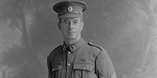 Sergeant David Gallaher. PHOTO/SUPPLIED