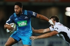 George Moala on the charge against the Sharks at Eden park. Photo / Getty Images