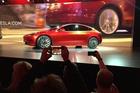 Tesla Motors' new Model 3 sedan has more than 400,000 pre-orders. Photo / AP