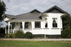 2334 State Highway 16, Helensville, Auckland, home of Noel and Rhonda Harris. Photo / Fiona Goodall, Getty Images.