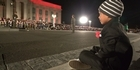 Watch: Watch: Auckland Anzac Dawn Service
