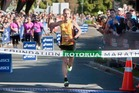 Wellington's Nick Horspool won the Rotorua marathon this morning.  Photo/Ben Fraser