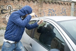 Car thefts in the Western Bay increased 27 per cent last year. Photo / Stock Image