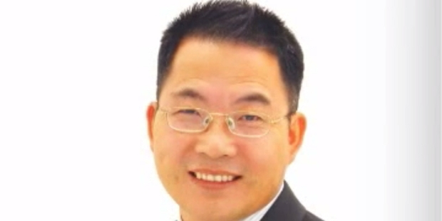 Former Barfoot & Thompson agent Yuding (Victor) Li lost his job with the company. Photo / Supplied