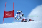 Piera Hudson is much sharper and faster on the powdery slopes of the northern hemisphere circuit in her quest to make the cut for the Pyeongchang Winter Olympics in South Korea in 2018. Photo / fotog