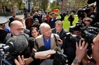 Ken Livingstone quickly became the focus of media attention over his comments. Photo / AP