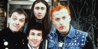 The Young Ones' Vyvyan, played by Adrian Edmondson, was a red-head with attitude.