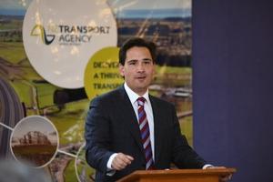 Transport Minister and Tauranga MP Simon Bridges. Photo/file
