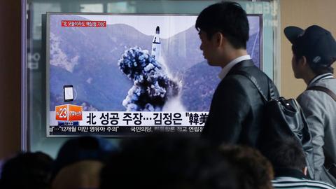 S. Korea: N. Korea almost completes nuclear test preparation