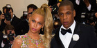 Beyonce and Jay Z are putting their relationship problems on record. Photo/AP