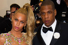 Jay Z and Beyoncé appear in public together in 2015. Beyoncé's new album has rumours flying their relationship is on the rocks. Photo/AP