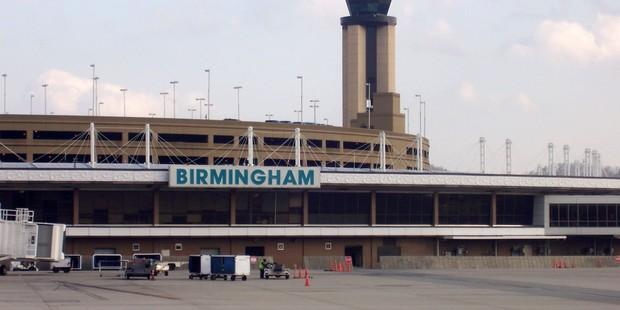 Birmingham Airport in Alabama. Photo / Wikimedia Commons