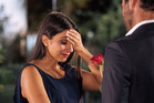 Naz broke down in tears as she ended up in the final two in the latest episode of The Bachelor.