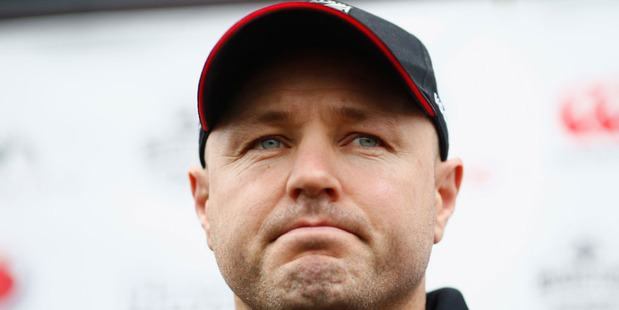 Warriors coach Andrew McFadden during a New Zealand Warriors NRL media session. Photo / Getty Images.