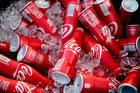 Can we still work things out with Coca-Cola? Or will we be watching the bubbles as it sinks without a trace? Photo / Getty Images