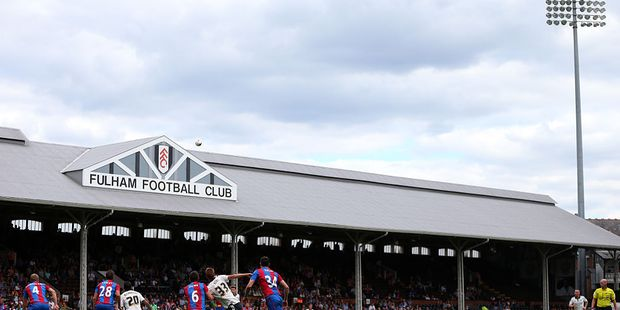 Craven Cottage, home to Fulham Football Club. Photo / Getty