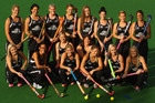 The New Zealand Black Sticks Womens Olympic Team in 2012. Photo / Getty Images