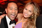 John Legend and Chrissy Teigen. Photo / Getty Images