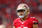 Jarryd Hayne of the San Francisco 49ers. Photo / Getty Images