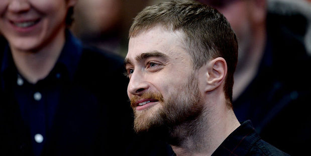 Daniel Radcliffe naively thought gender quality didn't exist in Hollywood. Photo / Getty Images