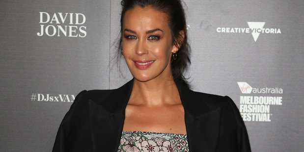 Model Megan Gale. Photo / Getty Images