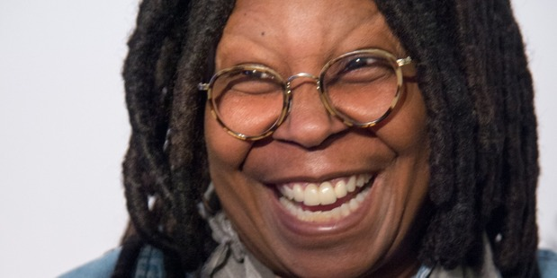 Whoopi Goldberg. Photo / Getty Images