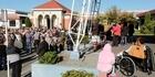 Hawke's Bay Fallen Soldiers' Memorial Hospital Anzac Service