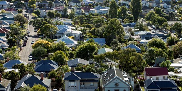 Stratospheric house price appreciation, particularly in Auckland, has all the hallmarks of financial bubble which will at some point collapse. Photo / Getty Images