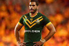 Greg Inglis. Photo / Getty Images.