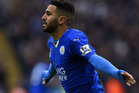 Riyad Mahrez of Leicester City. Photo / Getty Images.