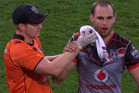 Simon Mannering. Photo / YouTube.