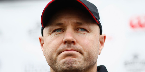 Loading Warriors coach Andrew McFadden during a New Zealand Warriors NRL media session. Photo / Getty Images.