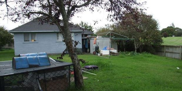 The house features five bedrooms and two bathrooms. Photo: First National Papakura