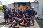 Some of the 2016 Pro Sport team. Photo / Supplied courtesy of Auckland Rugby