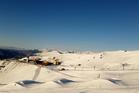 Cardrona skifield, near Queenstown. Photo / Matt McIvor
