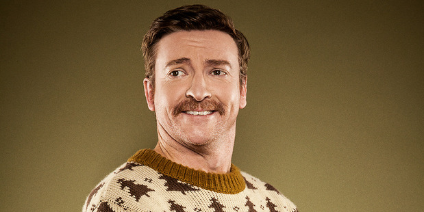 With Rhys Darby calling the shots the Comedy Fest luminaries needed to bring their A game. Photo / Supplied