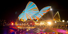 Vivid Sydney 2015, Opera House projections. Photo / James Horan/Destination NSW