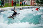 The opening of Vector Wero Whitewater Park in South Auckland. Photo / Dean Purcell