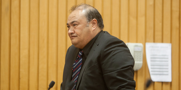 Winiata Tamaki pleaded guilty to careless driving charges this morning. PHOTO/BEN FRASER