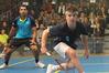 Jamie Oakley Tauranga Squash Devoy Pak'n'Save Tauranga PSA Open Tournament. Photo/Ashley Linn