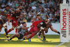 The form of the Crusaders is good news for the franchise. Photo / Getty Images