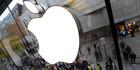 The largest 2015 buybacks were Apple, with US$39.7 billion and Microsoft, US$16.8 billion. Photo / AP