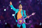 Prince guarded copyright to his work fiercely but drew on others' music to fuel his creativity. Photo / AP